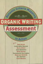 Organic Writing Assessment: Dynamic Criteria Mapping in Action