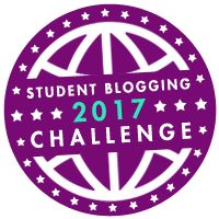 Student Blog Challenge Badge 2017