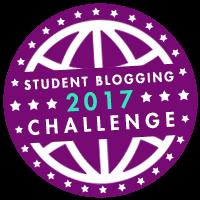 Student Blog Challenge Badge 2017