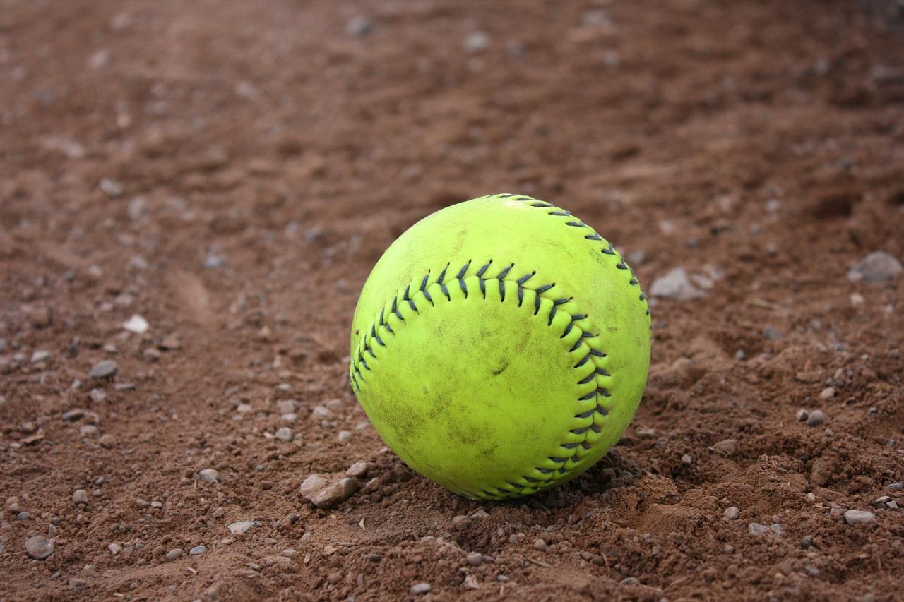 Softball is my favorite sport💛
