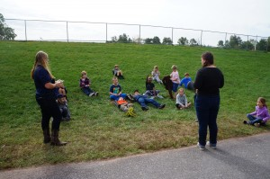 Learning about all the different kinds of farms that exist in Pa!
