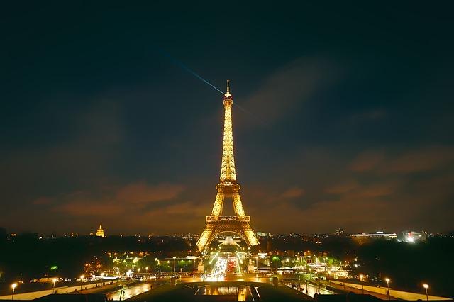 10 Days of Pleasing Paris! Week 9 #16STUBC