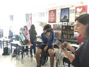 classroom harris