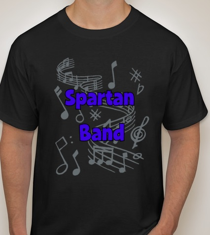 Band Shirt 2015