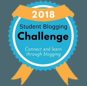 Student Blogging Challenge Participant 2018