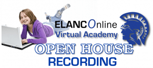 Open House Recording Session Banner