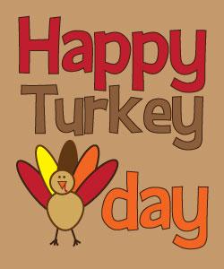 ThanksgivingHappyTurkeyDay