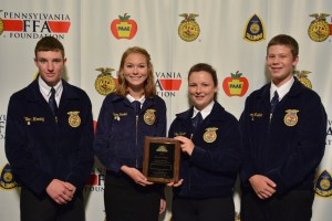 State Champion Poultry Evaluation Team