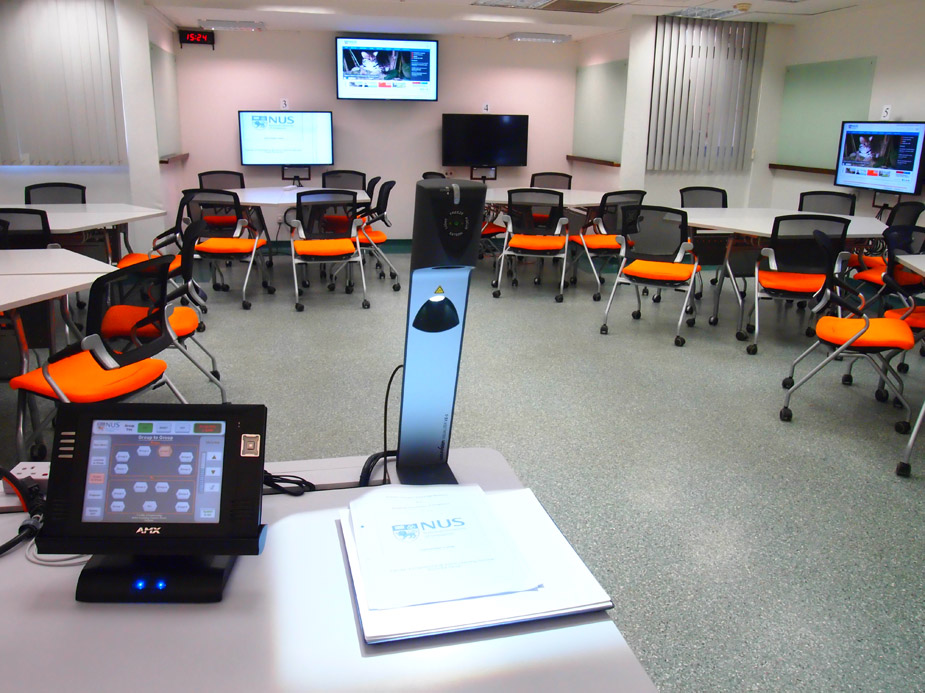active learning classroom at faculty of engineering. Black Bedroom Furniture Sets. Home Design Ideas