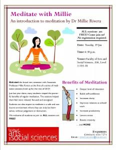 Meditation for blog