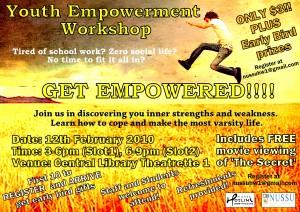 Poster for Hotline Workshop 1