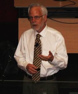 Professor Barry Eichengreen