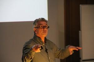 Professor Jamie Peck delivers his unflinching critique of the 'creative city' argument