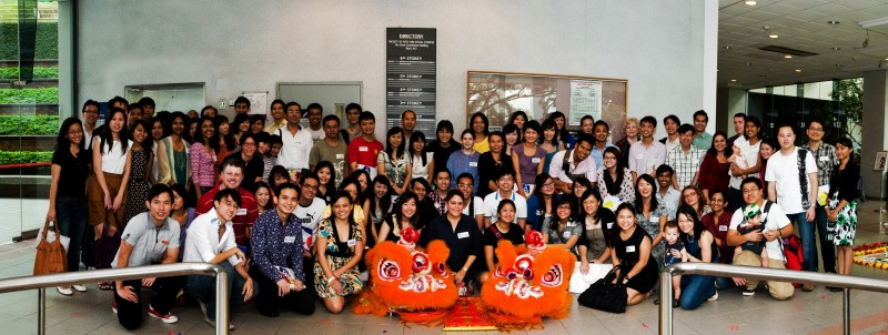 CNM & Chinese Lion Dance