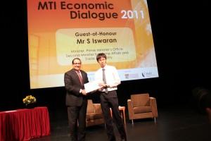Winner of the MTI Book Prize Award