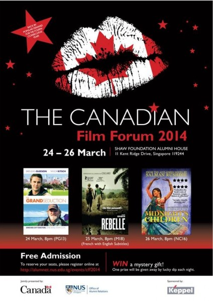 canadian film forum 2014