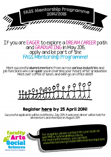 call for mentees poster_new deadline_25 april