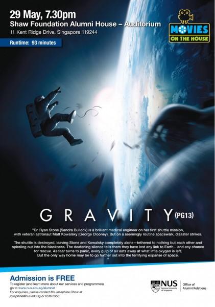 movies - gravity