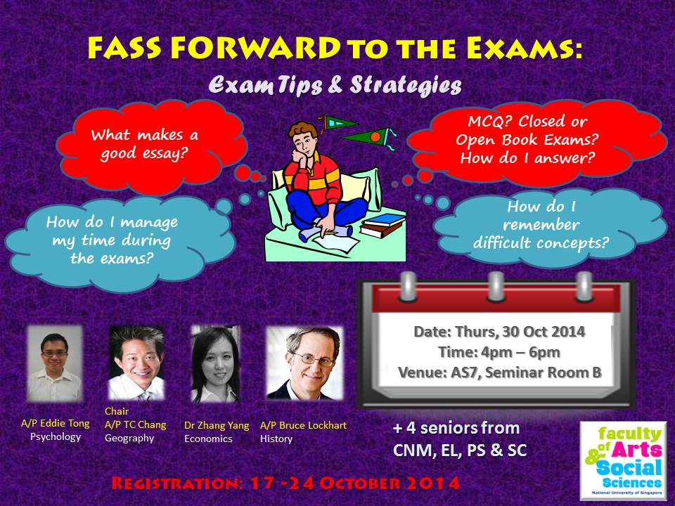 FASS Forward to the Exams