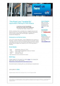 Citibank talk 25 Mar