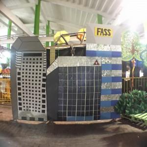 Spot the FASS Building