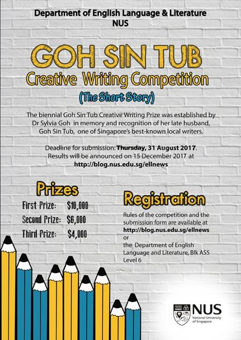 NUS Literary Society Creative Writing Competition