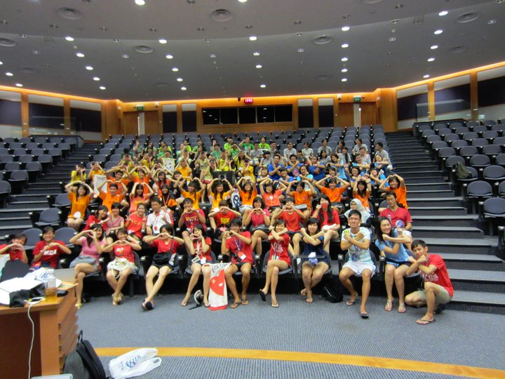 Psychology Camp '11: In Operation