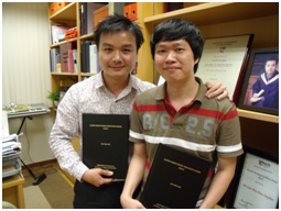Dr. Stephen Lim and research student win Best Paper Award at international psychological sciences conference!