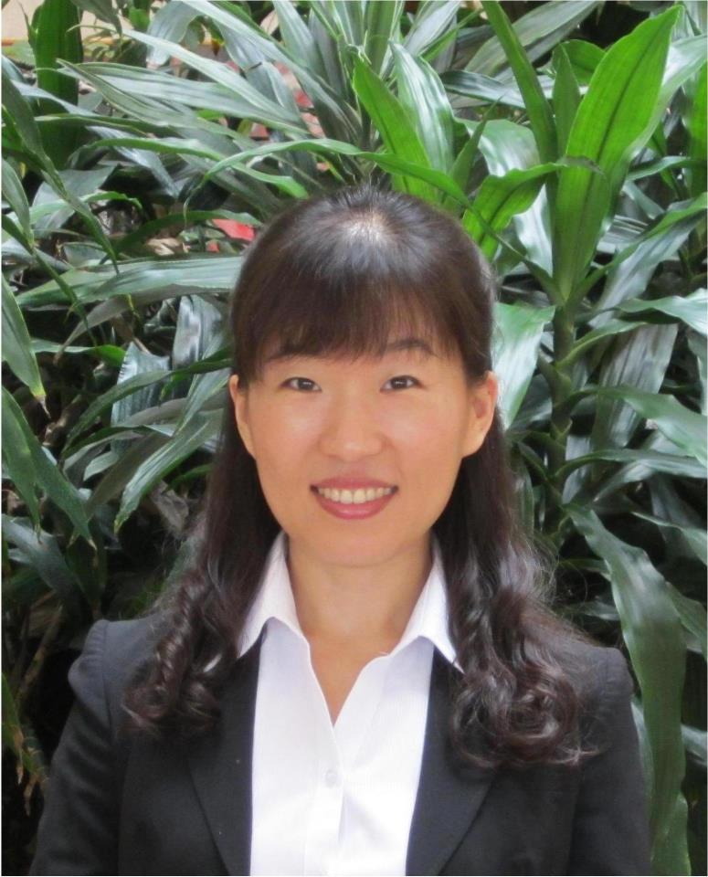 New Staff: Dr. QIN Lili & Dr. JIA Lile