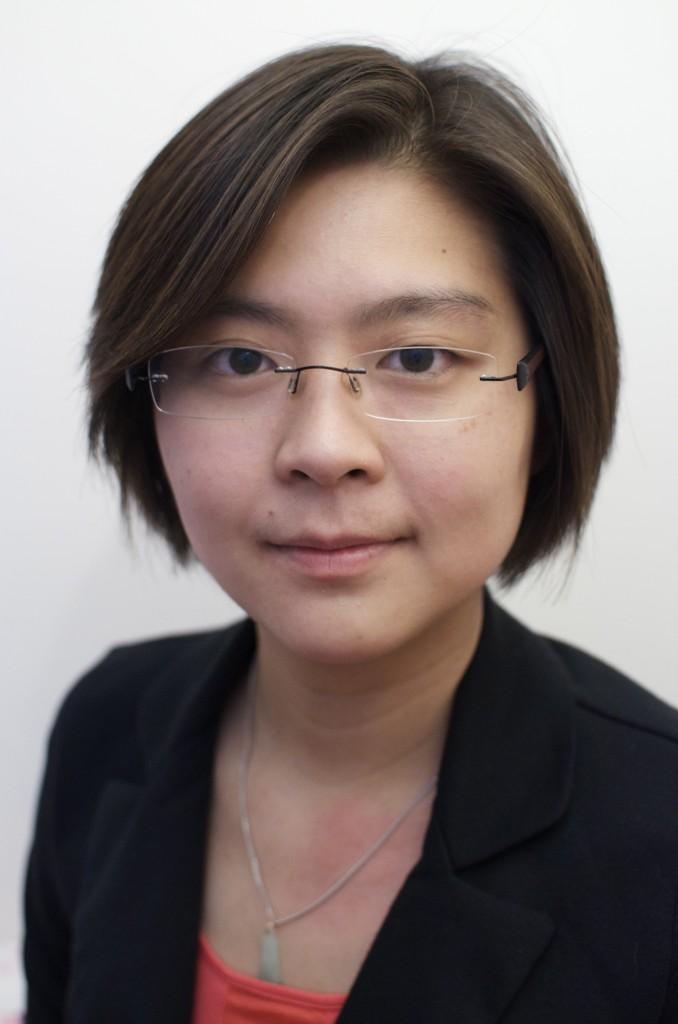 New Staff: Dr. KENG Shian-Ling