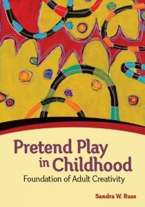 Pretend play in childhood_foundation of adult creativity