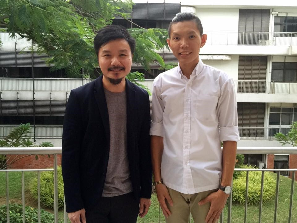 CDP Student Elvis Tan Wins National-Level Singapore Psychological Society Gold Medal!