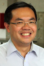 """Brown Bag Talk by A/P Winston Goh on """"The Auditory English Lexicon Project"""" 