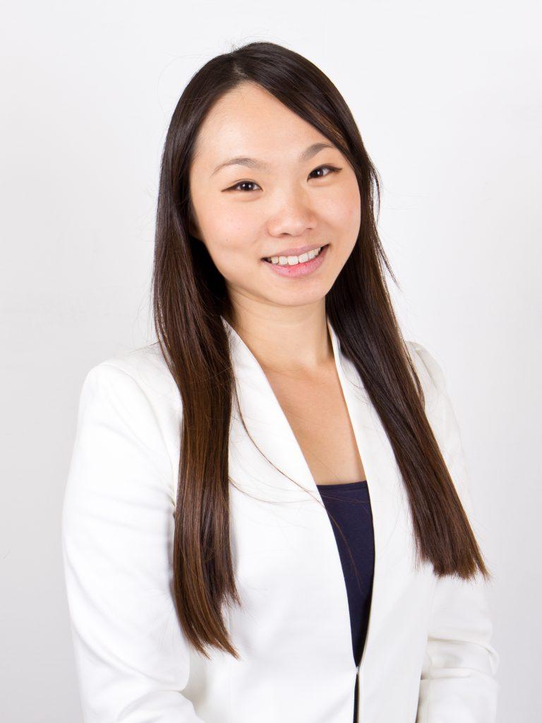 New Staff: Dr. Patricia Chen