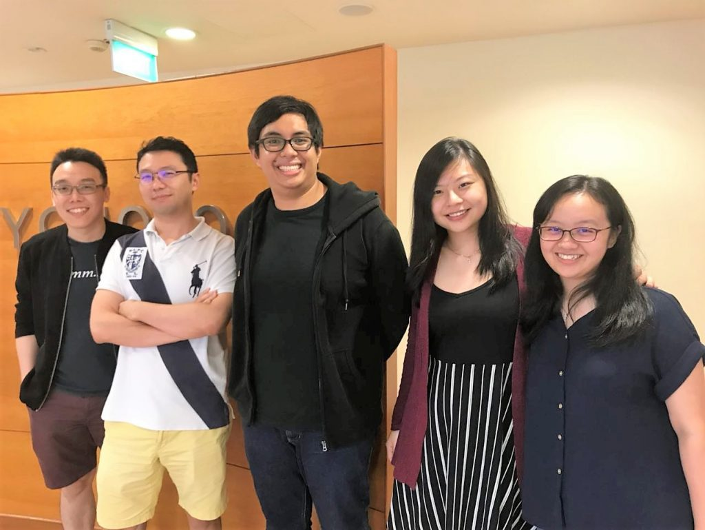 NUS Psychology Students Win Research Awards by Singapore Psychological Society (SPS)!