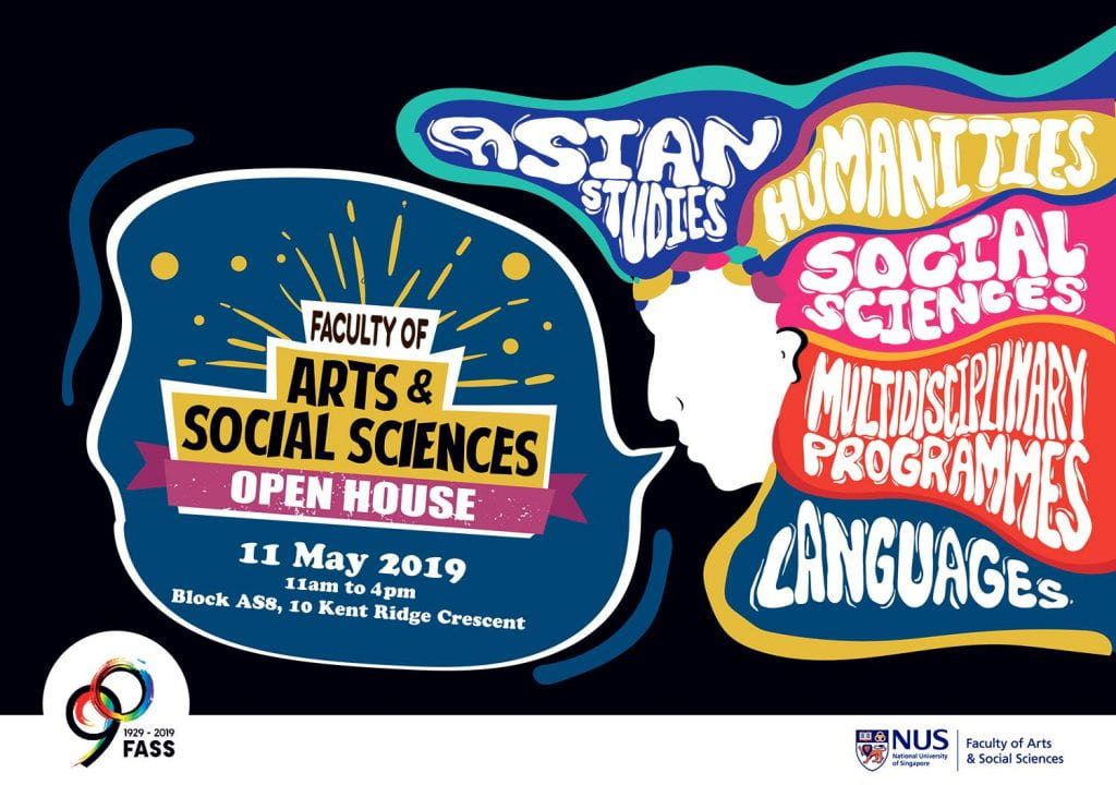 FASS Open House | 11 May 2019