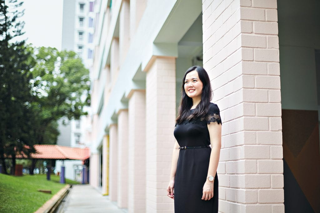 NUS Psychology Alumnus Francesca Phoebe Wah Wins Singapore Youth Award 2019
