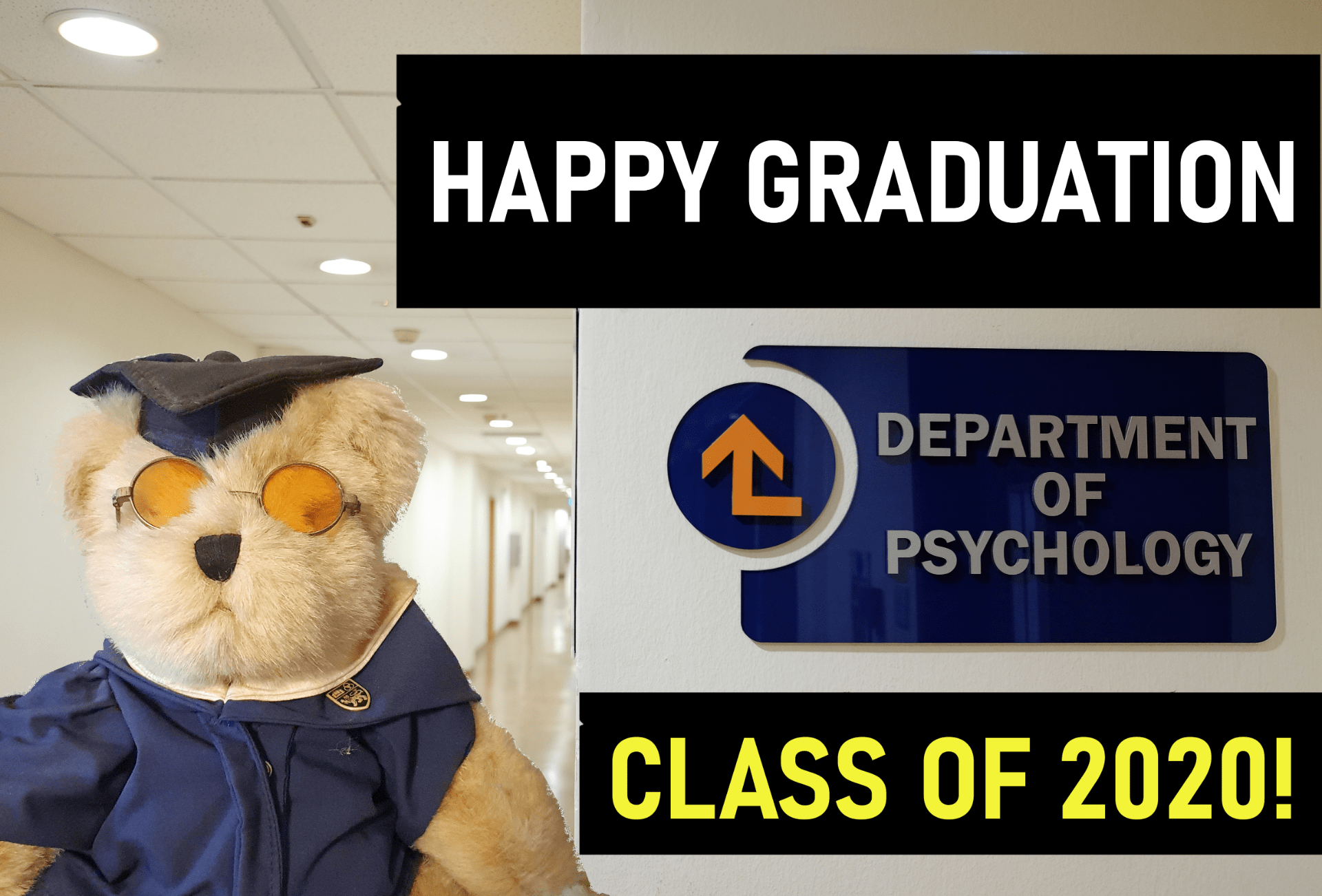 Happy Graduation, Class of 2020!