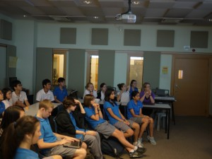 Students and staff of UWC's Global Concerns Group; PAW:Promoting Animal Welfare.