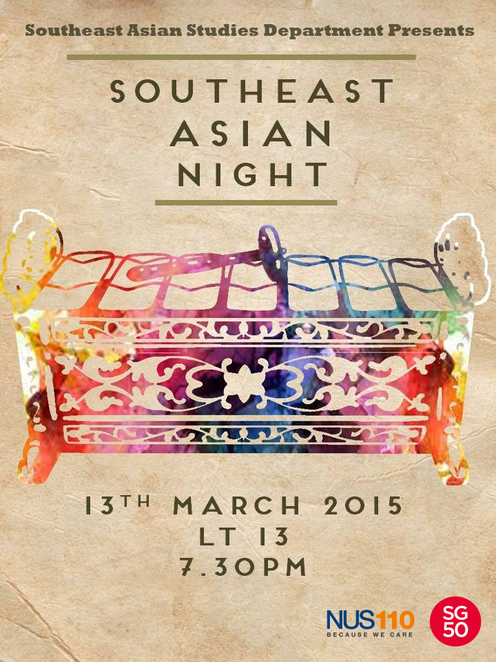 Southeast Asian Night 2015