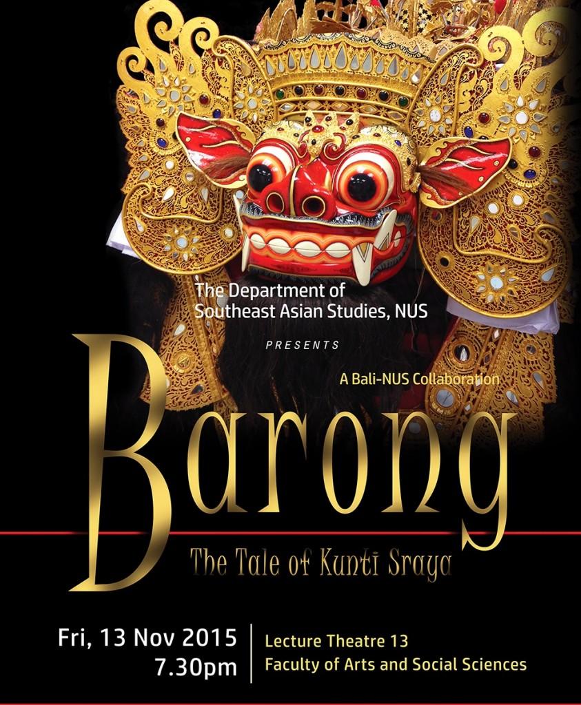 Barong-TheTaleofKuntiSraya