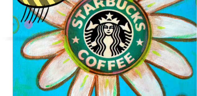 Starbucks for bees?