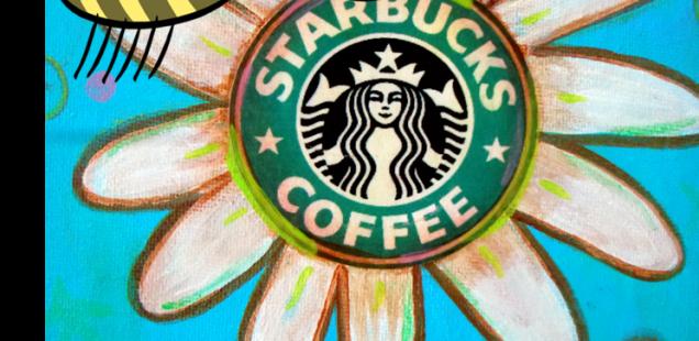 Starbucks for bees?