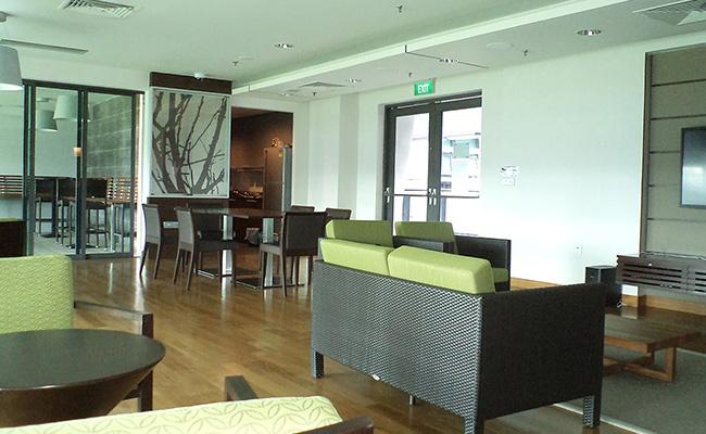 UTR Lounge - OHS