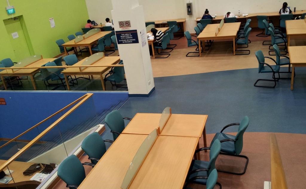 YIH study room