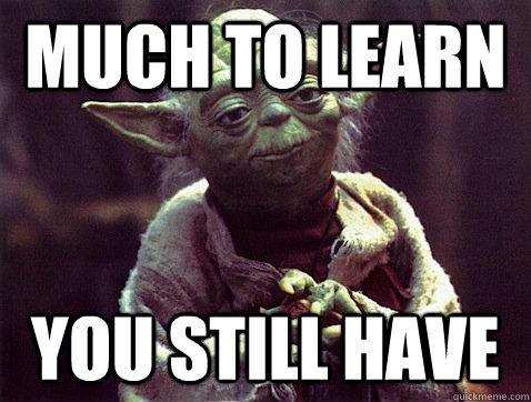Yoda Meme FOUR THINGS YOU CAN (F...