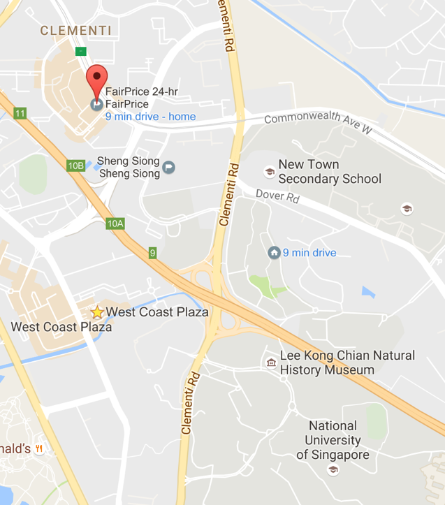 Find A Nearby Campus