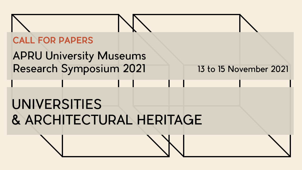 APRU University Museums Research Symposium 2021