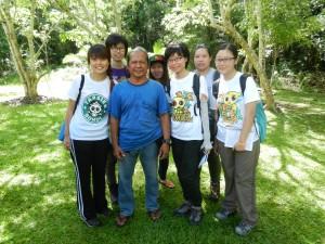 group3 with tarsierman