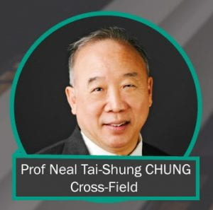 Prof Chung Highly cited researchers 2018